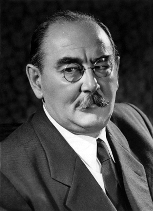 Imre Nagy, the Prime Minister of the Revolution in 1956